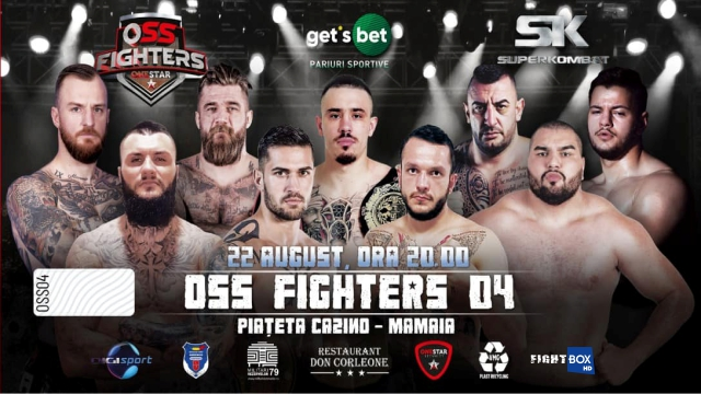 OSS Fighters 4 - LIVE from Mamaia, Romania 22.08.2019
