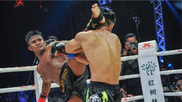 Kunlun Fight Kickboxing Available Live on the FightBox TV Channel Starting August 5th