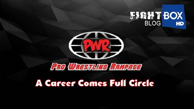 August 2016: PWR - A Career Comes Full Circle