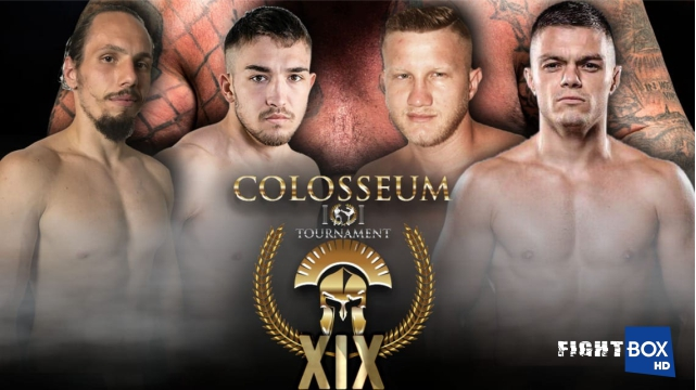 Colosseum Tournament Kickboxing - LIVE from Oradea, Romania 25.09.2020