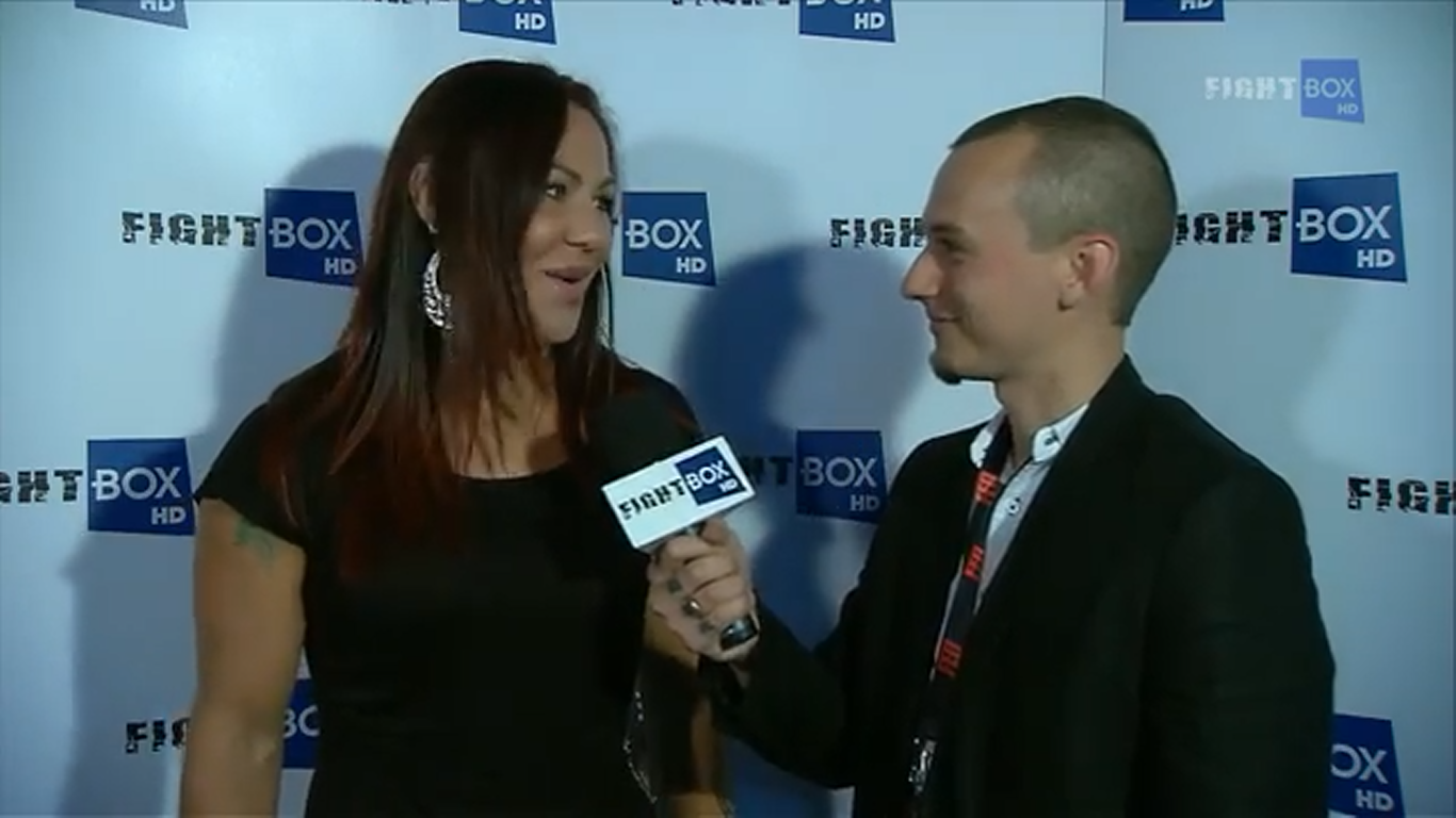 Cris Cyborg talks Ronda Rousey, next fight and more on FightBox HD