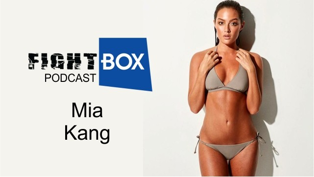 S.I. Swimsuit Model Mia Kang on her MuayThai Debut