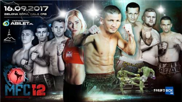 MFC 12 - LIVE on FightBox HD on Saturday September 16th from Zielona Góra, Poland at 8:00pm CET