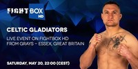 Results - Celtic Gladiator 12 LIVE on FightBox HD 20.05.2017