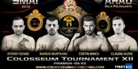 Colosseum Tournament XII - LIVE from Arad, Romania 09.05.2019