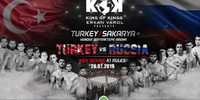 "Results for KOK Kickboxing ""Turkey vs. Russia"" from Sakarya, Turkey 26.07.2019"