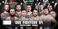 OSS Fighters 4 - Mamaia, Romania 22.08.2019