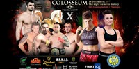 Results for Colosseum Tournament Kickboxing from Timisoara, Romania 14.12.2018