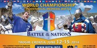 June 2014: Battle of the Nations - Combat Sports With True Honor