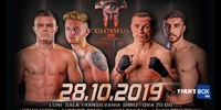 Colosseum Tournament XVI - LIVE on FightBox from Sibiu, Romania 28.10.2019