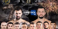 Colosseum Tournament Kickboxing LIVE on FightBox HD 16.10.2017