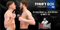 FBP 147: Enriko Kehl vs. Arbi Emiev at MFC 23