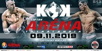 Results for the FightBox KOK Hero's Series from Liptovsky Mikulas, Slovakia 09.11.2019