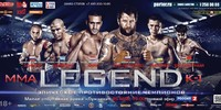 Legend Fighting Show 25/05 in Moscow – Stacked Card