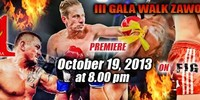 "Premiera ""Only 1"" na kanale Fightbox 19.10.2013 o 20:00"