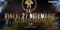 Results for Colosseum Tournament XXI from Bucharest, Romania 27.11.2020