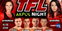 Thunderstrike Fight League 14 LIVE on FightBox HD 16.06.2018 from Kraśnik, Poland